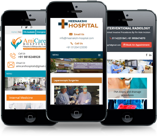 Responsive Website Design Doctors