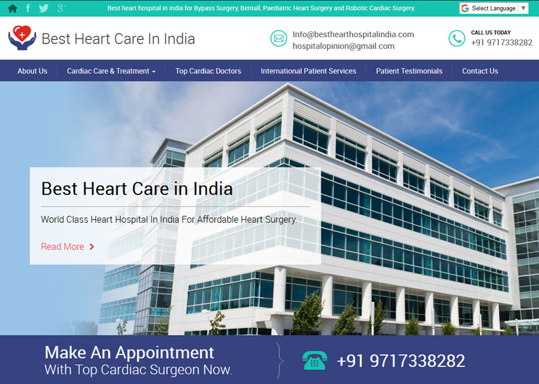 Best Heart Care In India