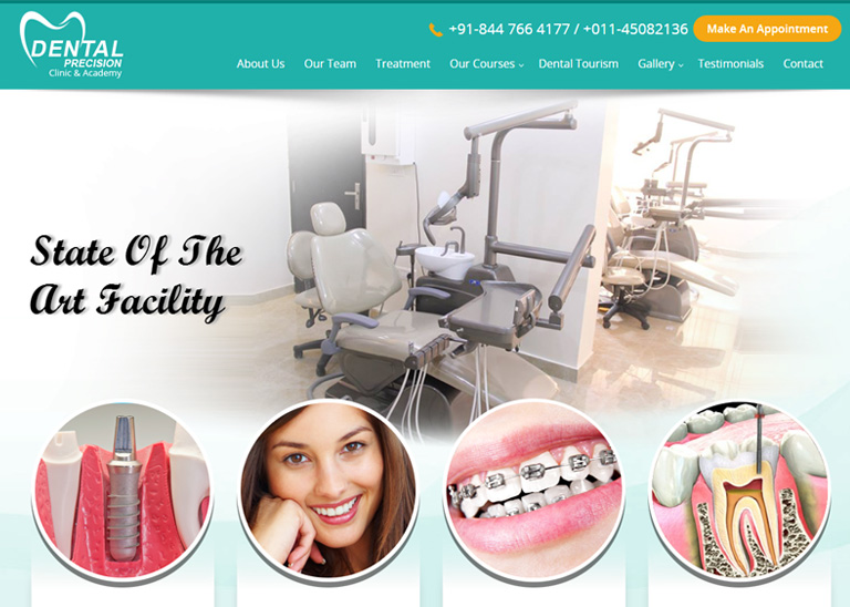 Dental Precision Clinic & Academy