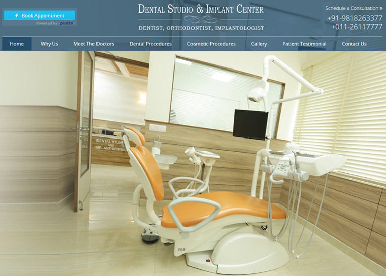 DENTAL STUDIO & IMPLANT CENTRE